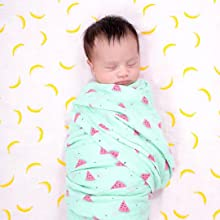 colorful fun swaddles