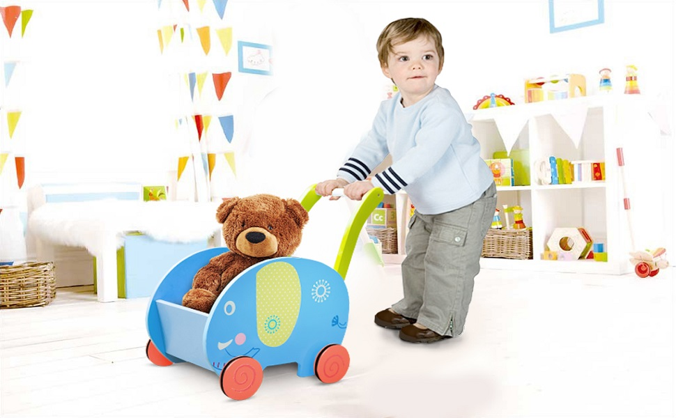 Lightweight Stroller Mother & Kids Earnest Super Lightweight Bamboo Rattan Baby Cart Rattan Baby Stroller Two-way Push Reverse Handle 180 Degree Lying Baby Pram Pushchair At All Costs