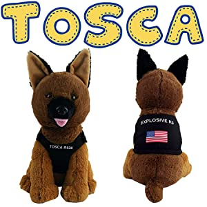 Amazon Com Shelter Pets Series One Sergeant Tosca The Military Dog