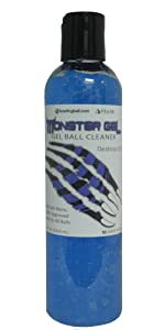 monster gel,bowling