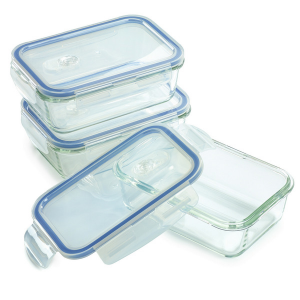 Borosilicate Glass Containers for adults meal prep containers bento box