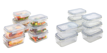 glass meal prep glass bento boxes for adults