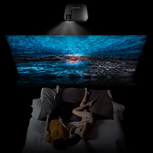 Cheap video projector
