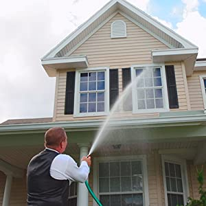 exterior window cleaner will let you clean the windows and screen at the same time