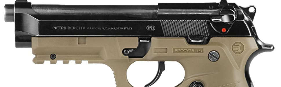 bc2 grip and rail system for the beretta 92fs