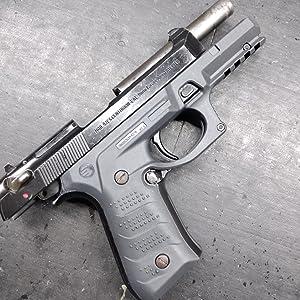 bc2 grey beretta 92fs