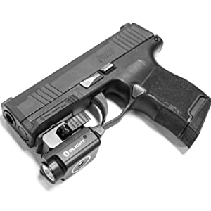 Recover Tactical ZR65 Picatinny Over Rail for The Sig P365- Easy  Installation, No Modifications Required to Your Firearm, no Need for a  Gunsmith