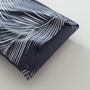 envelope bed pillow cover