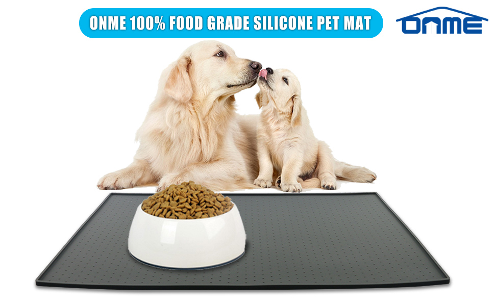 supplies clean rubber cat dog feeding food home in feeder silicone pet garden wipe mats item waterproof placemat mat from pad for large