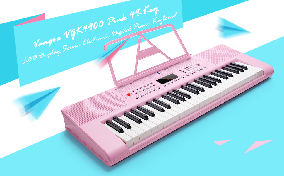 Vangoa 4900. Vangoa Keyboard
