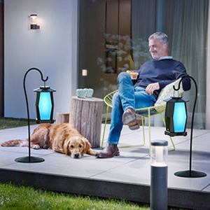 garden speakers