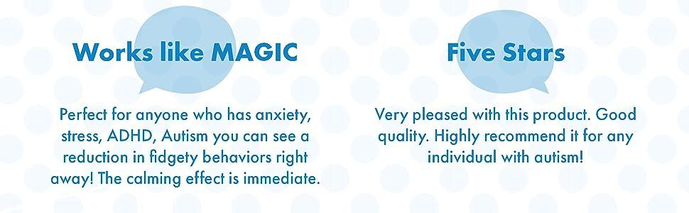 Amazon.com: Almohadilla sensorial rellena, para niños ...
