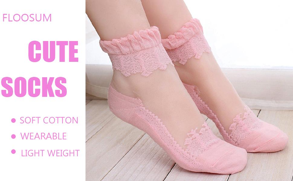 Cute Lady Socks