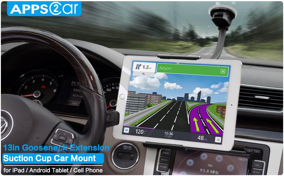 tablet car mount
