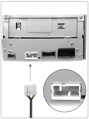 Amazon  Car AUX Adapter with USB Charger for Honda