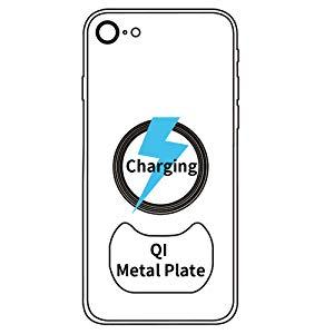 QI Wireless Charing Metal Plate