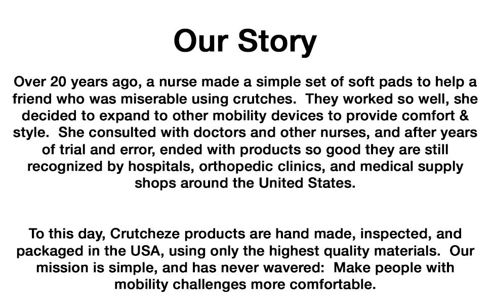 crutcheze story
