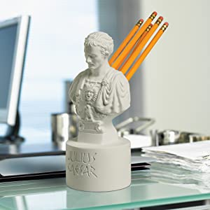 Amazon Com Ides Of March Pen And Pencil Holder Julius