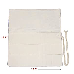 knitting needles organizer holder case