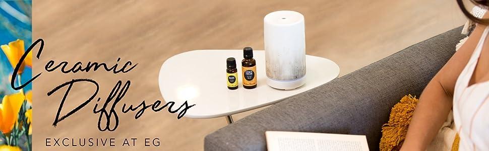 ceramic diffuser for essential oils