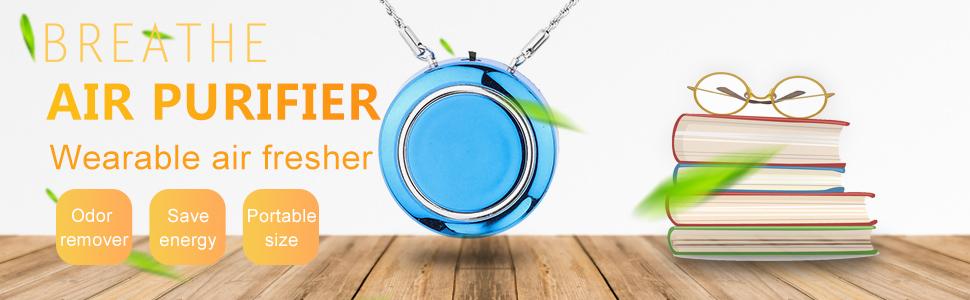 Air Sanitizer Necklace