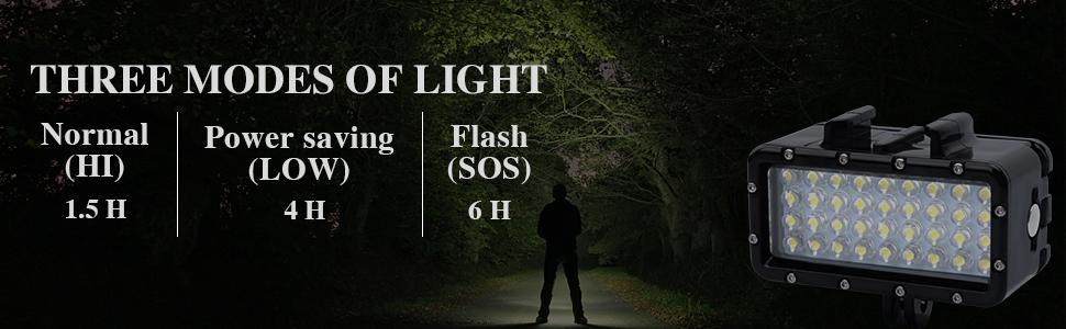 gopro 6 light gopro 3 light gopro 4 light gopro dive light