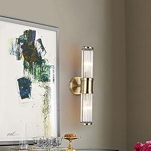 Wall Sconce for Entryways Bedroom Garage Porch Mirror