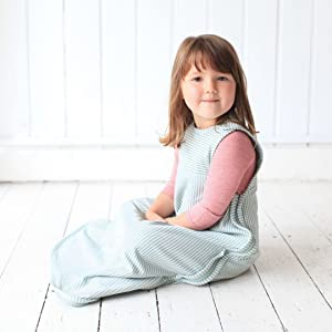 Merino Kids of New Zealand invented the merino baby sleep bag and is recognized with design awards and patents for its innovation.