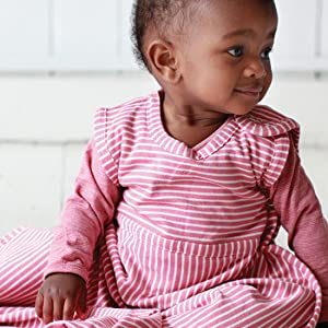 Merino Kids Baby Sleep Bag For Toddlers 2-4 Years