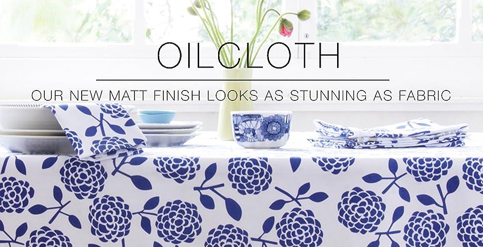 Dandi Oilcloth Tablecloth