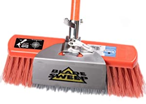 Amazon Com Gutter Whiskers Blade Sweep Push Broom With