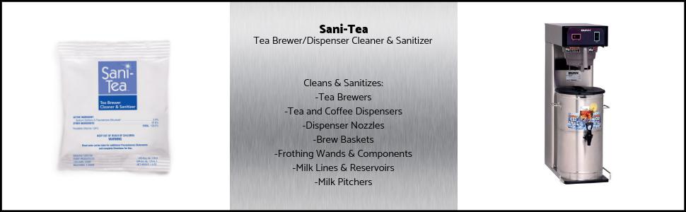 Sani-Tea Background