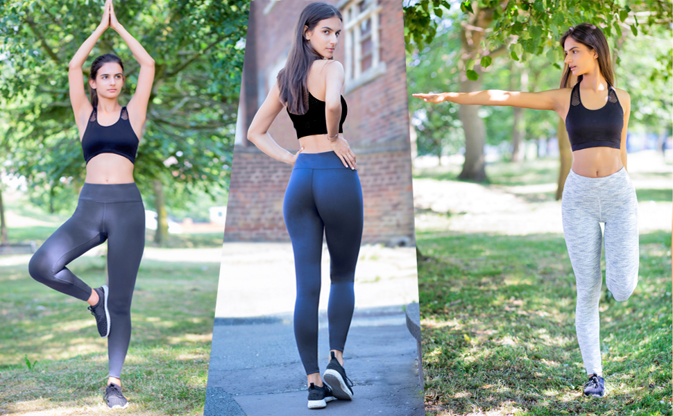 yoga pants workout sport women running leggings non see through gym pants for women