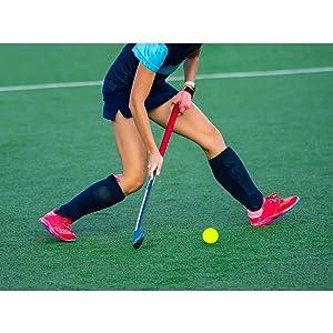 field hockey ball, fh ball, smooth field hockey ball, professional fh ball, practice yellow white