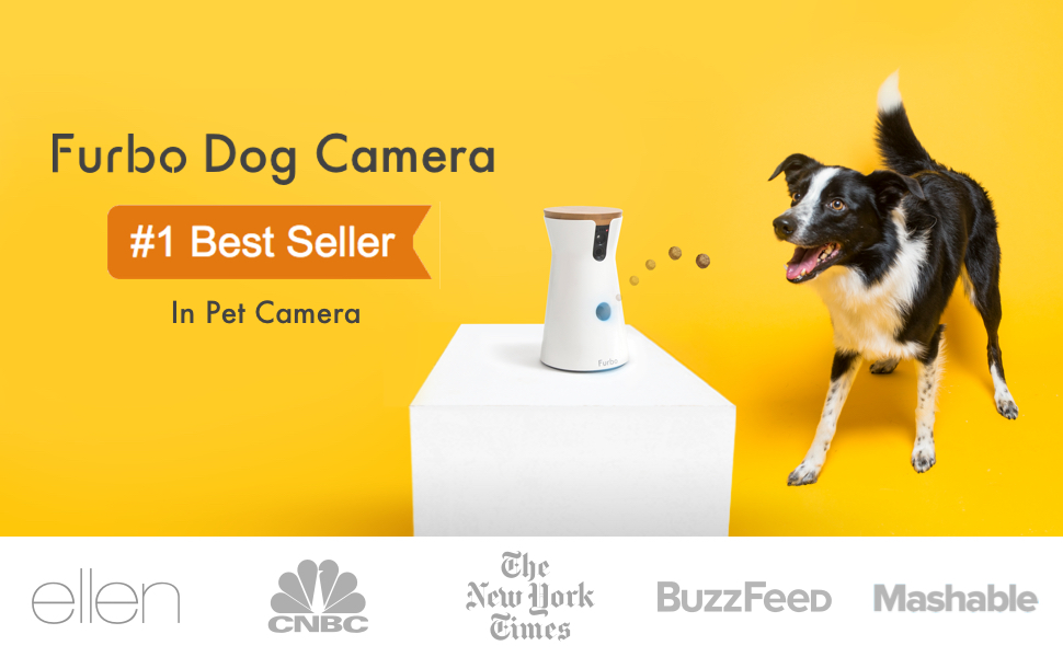 pet camera reviews : Furbo Furbo1 - Number one seller on Amazon