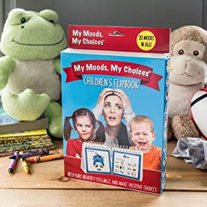 amazon com the original mood flipbook for kids 20