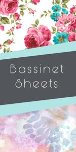 Bassinet Cradle Sheets