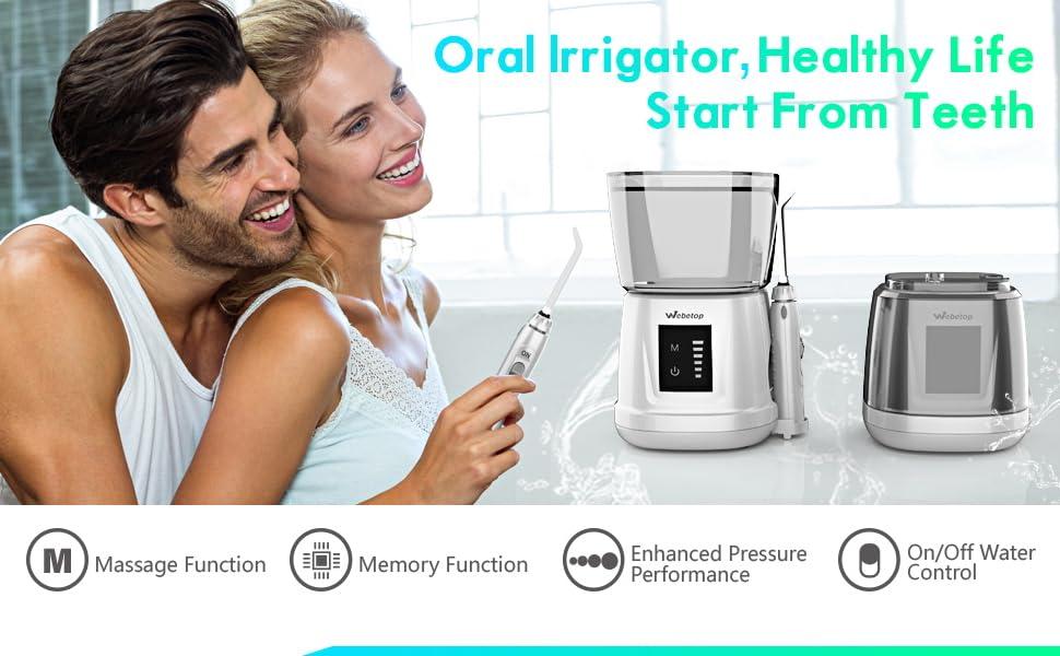 oral irrigatör