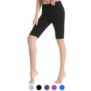 Amazon.com: ABUSA Cotton Yoga Capri Pants Women's Tummy