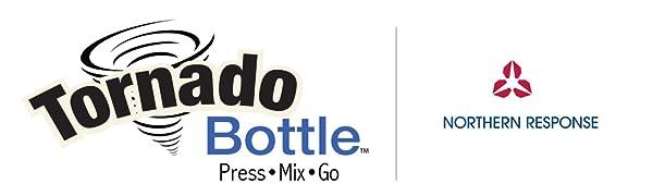 Amazon.com: Tornado botella proteína mezclador de Vortex ...