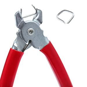 Works with most hog rings