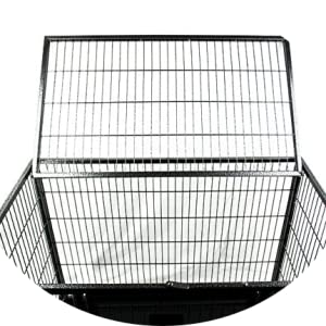 Open Top Cage