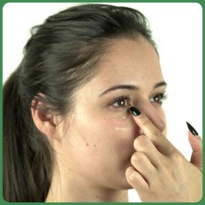 Wrinkles Crow's Feet Tired Puffy Eyes Natural Day & Night Repair Gel Serum repair remove tighten
