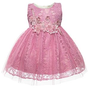 baby purple dress