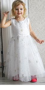long girl dress