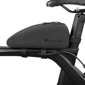 Amazon.com: ICOCOPRO - Bolsa para cuadro de bicicleta ...