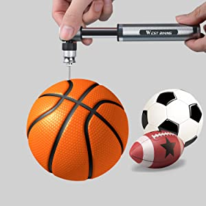 ball needle included