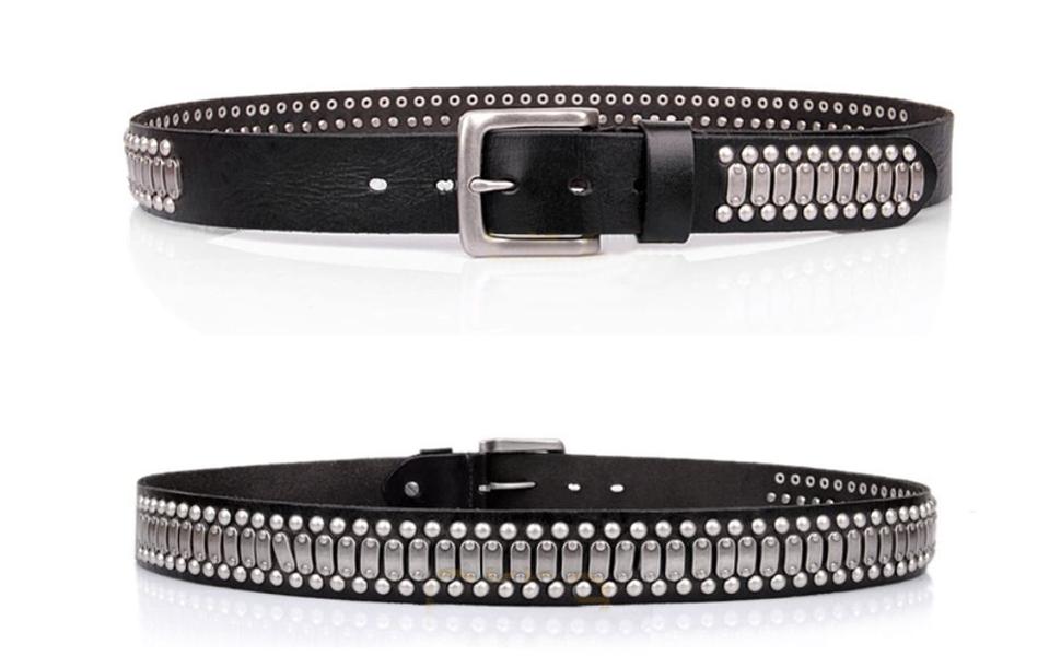 cool studded belt
