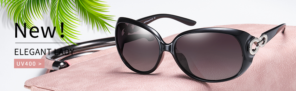 Classic Sunglasses for Women 2019 by DUCO
