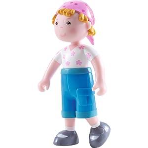 4.5 Bendy Doll Adult Figure HABA Little Friends Farmer Franz